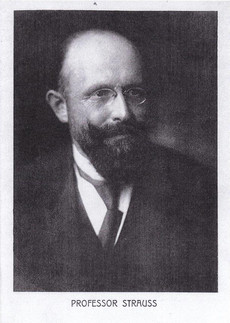 Hermann Strauss around 1905, © Family archives of Irene Hallmann-Strauss