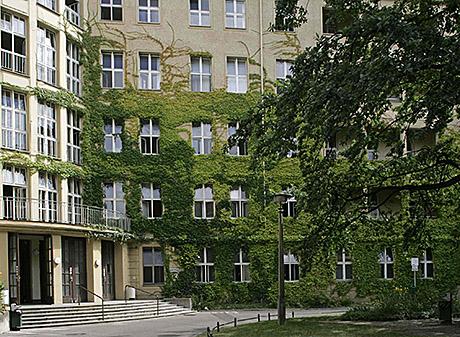 Dermatologie Charite Berlin